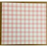 Álbum G - Xadrez Rosa - Oficina do Papel (0604104)