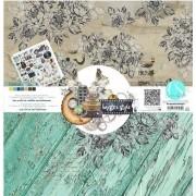 Bloco Papéis - Coleção Hypster Style - 17 folhas - Carina Sartor (HYP00)
