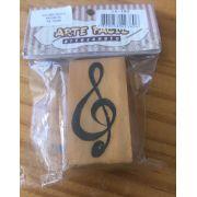 Carimbo Nota Musical - Arte Fácil (CA-380)
