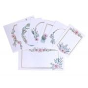Cards Molduras Cactos - Arte Fácil (FR005)