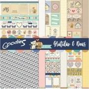 Coleção Papéis Gratidão e Deus - Goodies