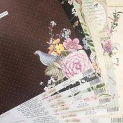 Kit Papéis Coleção Yes I Do - Dany Peres