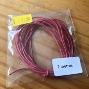 Cordão Rabo de Rato - Rosa Pink (CRG006)