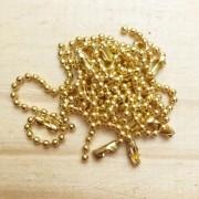 Correntinha - Dourado - Juju Scrapbook (202008)