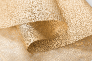 Decortela ou Tela Escócia 30,5x30,5 - Dourado (TELA33)