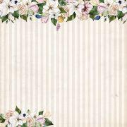 DP-FB-05 - Papel Scrap - Aconchego - Coleção Fábula - Dany Peres