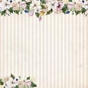 Papel Scrap - Aconchego - Coleção Fábula - Dany Peres (DP-FB-05)