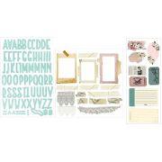 Kit de Adesivos Misturinha - Coleção Fábula - Dany Peres (DP-FB-14)