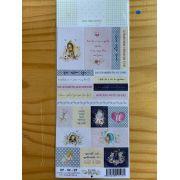 Adesivos coleção Relicário - Dany Peres (DP-RE-07)