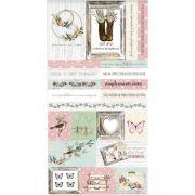 Adesivo Journaling - Coleção Simplesmente Anne - Dany Peres (DP-SA-14)