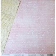 Papel Scrap - Palavras - Coleção Vai Com Tudo - Dany Peres (DP-VCT-03)