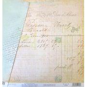 Papel Scrap - Página - Coleção Vai Com Tudo - Dany Peres (DP-VCT-06)
