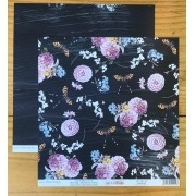 Papel Scrap - Bouquet - Coleção Yes I Do - Dany Peres (DP-YID-02)