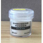EPJ37330 - Po Artesanal - Basics Embossing Powders 1 oz. Jar - Clear