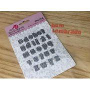 FAC098 - Facas de Corte - Alfabeto
