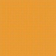 Papel Scrap - Bolinhas Papaya - Coleção Dots - Papelero (FB1008)