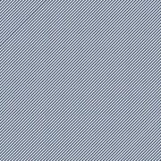 Papel Scrap - Listrado Marinho - Coleção Stripes - Papelero (FB1018)