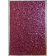 Folha EVA Glitter Adesivo - Rosa - Art e Montagem (FEV003-7)