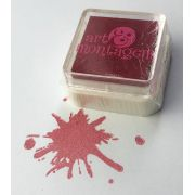 Carimbeira vermelha - Art e Montagem (INK002-7)