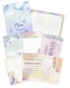 Kit Cards Vai com fé - Coleção Vai com fé - Juju Scrapbook (10145)