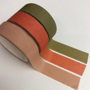 Kit Washi Tapes Colors (washi18)