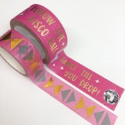 Kit Washi Tapes Disco (washi05)