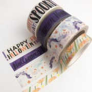 Kit Washi Tapes Halloween (washi17)