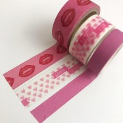 Kit Washi Tapes Love (washi09)