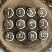 Bottons Mensário - Coleção Little Heart - Carina Sartor (LIH15)