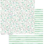 Papel Scrap - Coleção My flower - My Memories Crafts (MMCMFL-03)
