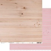 Papel Scrap - Coleção My Heart - My Memories Crafts (MMCMH-03)