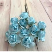 Mói de flor - azul claro (MF-05)