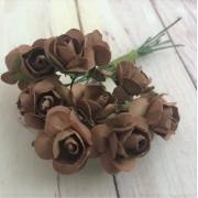 Mói de flor - marrom (MF-02)
