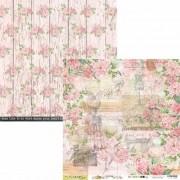 Papel Scrap - Coleção Sewing - Carina Sartor (SEW01)