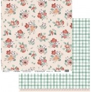 Papel Scrap - My Country Life 05 - My Memories Crafts (MMCMCL-05)
