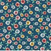 PP130 - Papel Scrap - Florzinhas - Coleção Bem Estar - Goodies