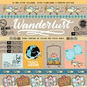 PP150 - Wanderlust - Viagem - Goodies