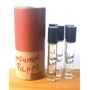 Perfume para Papel com 5 aromas (15 ml cada) + Latinha (Kit 4|PP17)