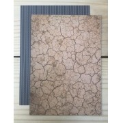 Papel Scrap A4 - Terra Brasilis 5 - Studio Baunilha (SB0015)