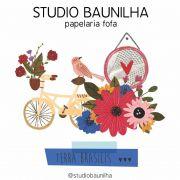 SB001 - KIT TERRA BRASILIS - STUDIO BAUNILHA