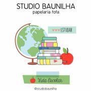 SB002 - KIT VIDA ESCOLAR - STUDIO BAUNILHA
