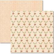 Papel scrap - Flores Miúdas 2 - Arte Fácil (SC-248)