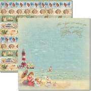 Papel Scrap - Beach 5 - Arte Fácil (SC-294)