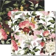 Papel Scrap - Floral 3 - Arte Fácil (SC-317)