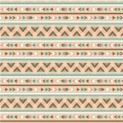 Papel Scrap - Tribal 6 - Arte Fácil (SC-360)