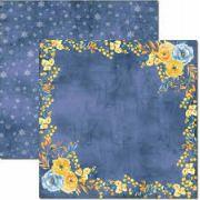 Papel Scrap - Inverno 4 - Arte Fácil (SC-430)