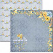 Papel Scrap - Inverno 5 - Arte Fácil (SC-431)