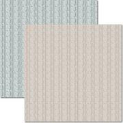 SC-505 - Papel Scrap - Textura - Lã - Arte Fácil
