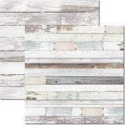 Papel Scrap - Textura - Madeira 1 - Arte Fácil (SC-508)
