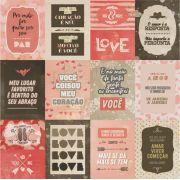 SC-909 - Adesivos Love - Arte Fácil